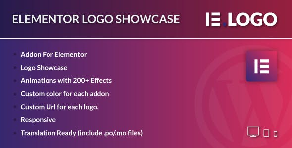 Logo Showcase for Elementor WordPress Plugin