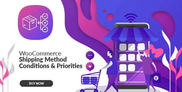 WooCommerce Shipping Method Conditions & Priorities