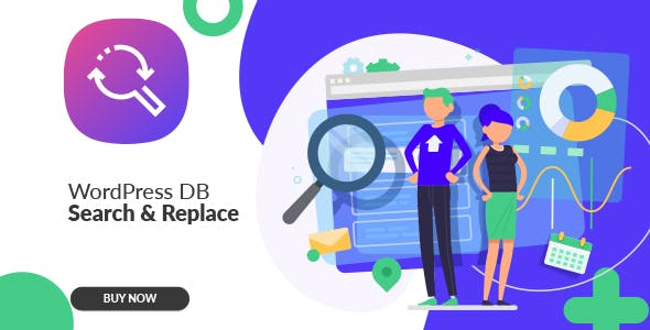 WordPress Database Search & Replace plugin