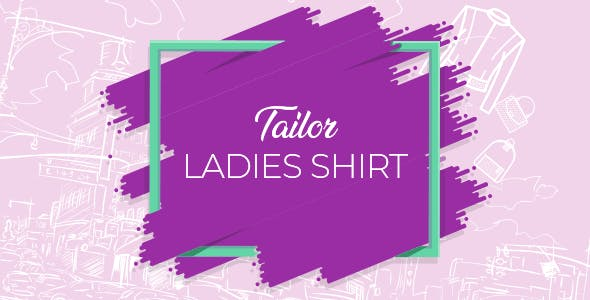 WooCommerce Ladies Shirt Tailor