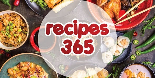 Food Recipe Simple Cooking Recipe Android App Template