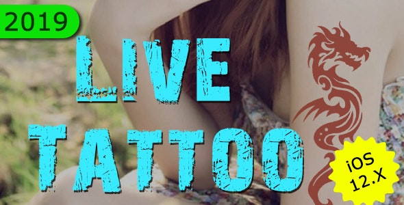 Live Tattoo - CodeCanyon Item for Sale