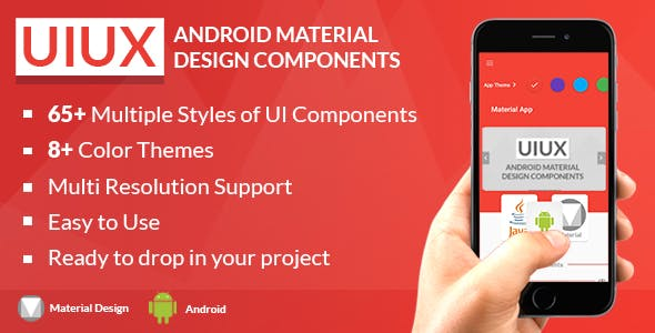 UIUX - Android Material Design Components