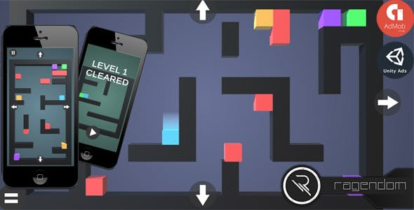Gravity Switch - Complete Unity Game + Admob