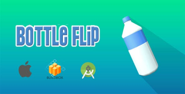 Bottle Flip Full Buildbox Template - CodeCanyon Item for Sale