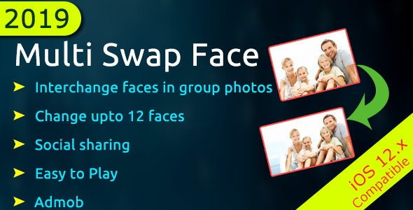 Multi Swap Face - CodeCanyon Item for Sale