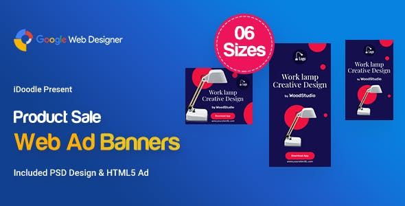 C70 - Product Sale Banners GWD & PSD