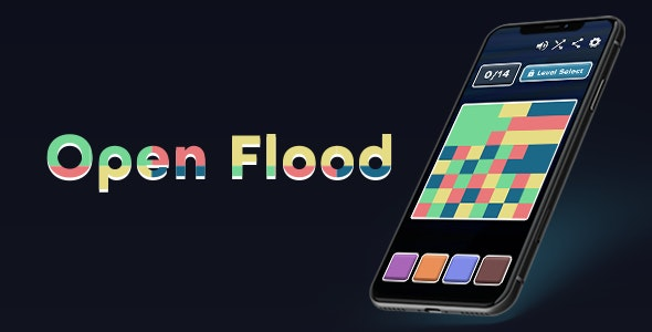 Open Flood - iOS - CodeCanyon Item for Sale