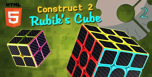 Rubik's Cube - CodeCanyon Item for Sale