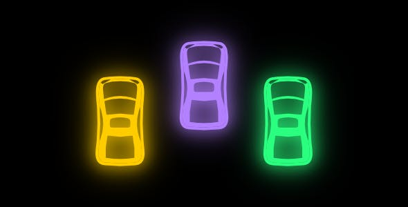 3 Cars - Html5 Mobile Game - Neon Games