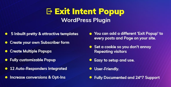 Wordpress Popup Plugin by Kamleshyadav