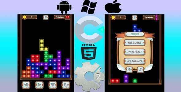Block Colors - Html5 Game (Capx)