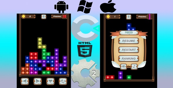 Block Colors - Html5 Game (Capx) - CodeCanyon Item for Sale