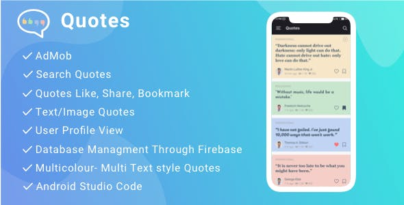Quotes Full Stack App