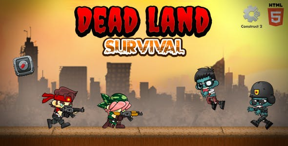 Dead Land Survival