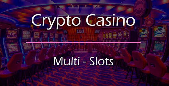 Multi Slots Game Add-on for Crypto Casino - CodeCanyon Item for Sale