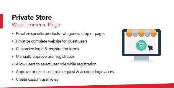 WooCommerce Private Shop Plugin Plugins, Code & Scripts