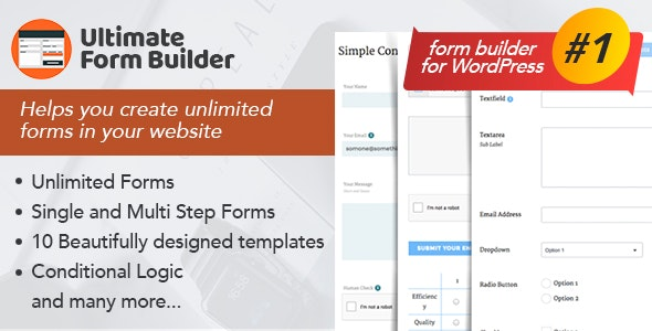Wordpress Form Builder Plugin by Accesskeys