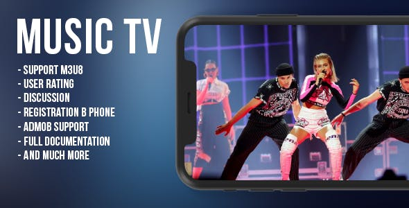 Music tv one (android)