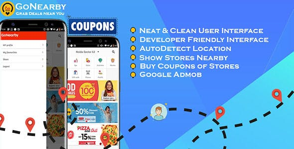 GoNearbuy | Local Deals, Stores & Offers | Groupon Nearbuy Clone