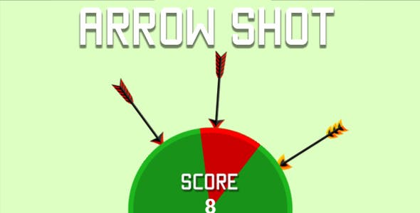 Arrow Shot - HTML5 Game (CAPX)