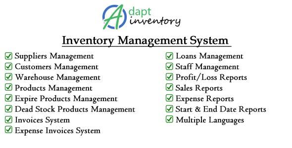 Adapt Inventory Management System