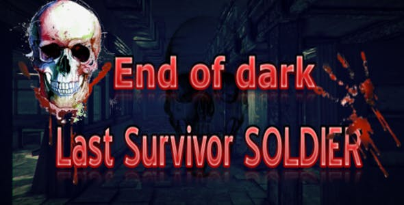 End Of Dark (Complicated Android FPS Game) UNITY 3D