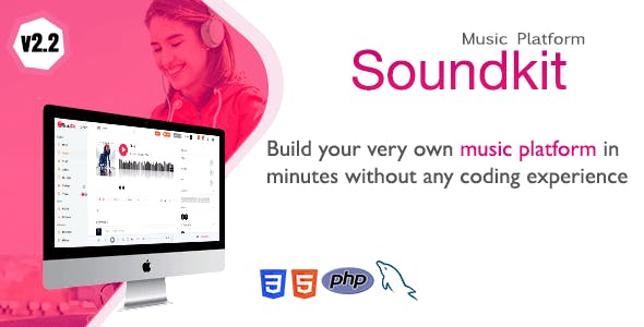 Music Portal PHP Scripts from CodeCanyon