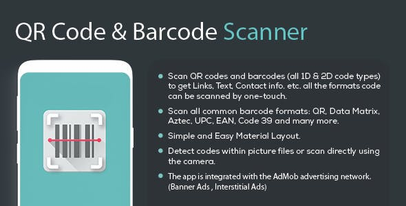 Barcode Scanner Plugins, Code & Scripts from CodeCanyon