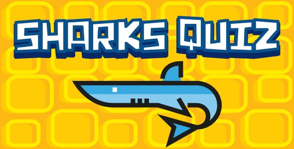 Sharks Quiz | Html5 Game | Educational Games