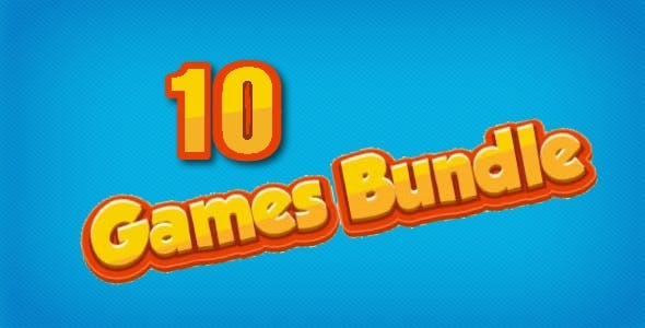 10 HTML5 Games Bundle! № 1