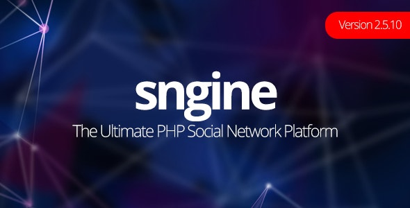Sngine - The Ultimate PHP Social Network Platform by Zamblek