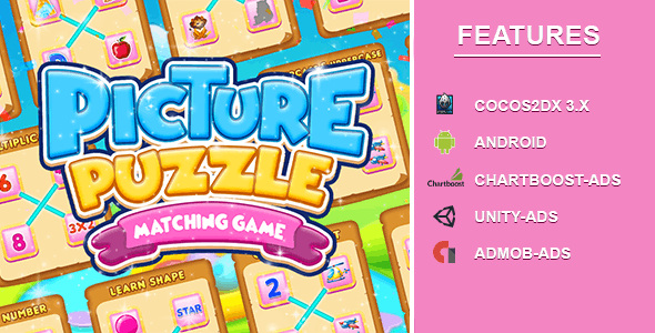 Matching Puzzle Game [android]