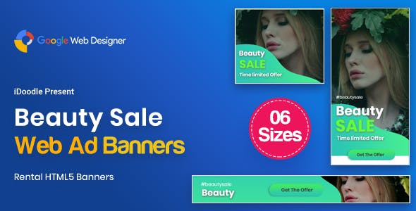 Fashion Sale Banners GWD