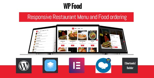 WP Food - Restaurant Menu & Food ordering