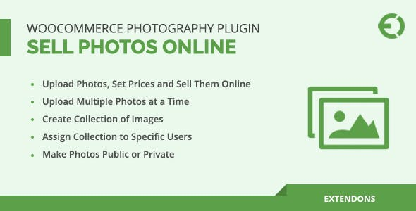 WooCommerce Photography Plugin - Sell Photos Online