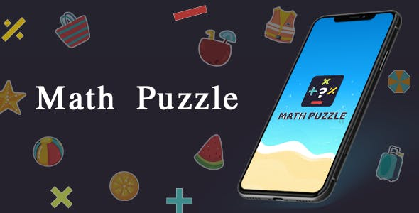 Math Puzzle Game - Android