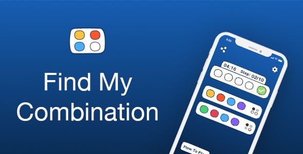 Find My Combination - iOS