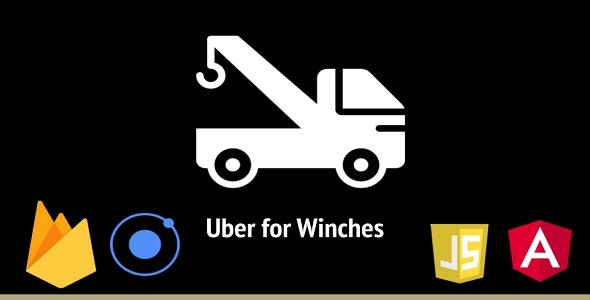 Uber For Winshes Full App + admin panel - CodeCanyon Item for Sale