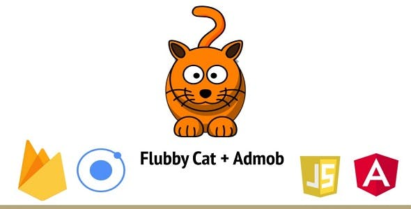 Ionic1 flappy cat + admob