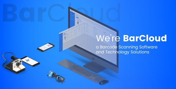BarCloud - PHP Laravel RESTful Barcode Scanner - CodeCanyon Item for Sale