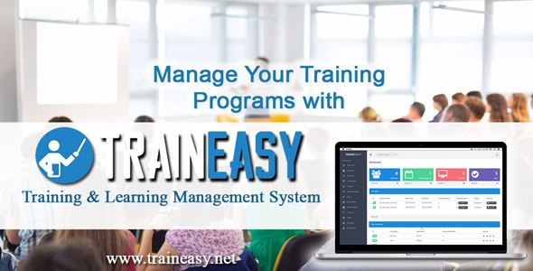 Training & Learning Management System - TrainEasy - CodeCanyon Item for Sale