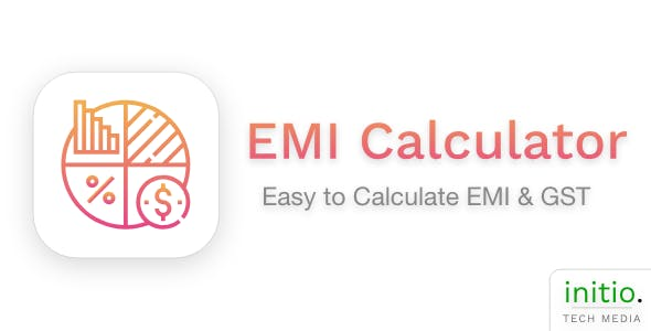 EMI Calculator - iOS Source Code - CodeCanyon Item for Sale