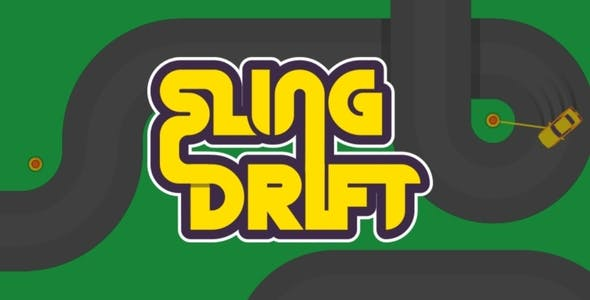 Sling Drift – iOS/Android Unity Project
