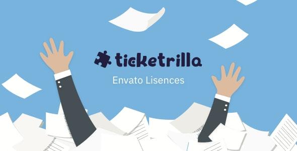 Ticketrilla: Envato Licensing Addon - CodeCanyon Item for Sale