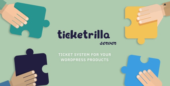 Ticketrilla - Ticket System for WordPress themes and plugins - CodeCanyon Item for Sale