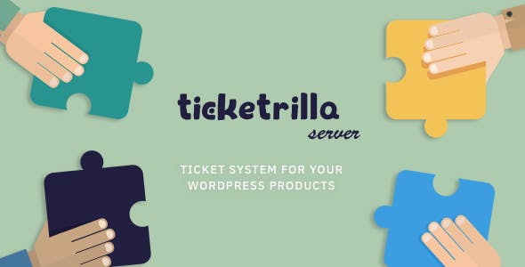 Ticketrilla - Ticket System for WordPress themes and plugins