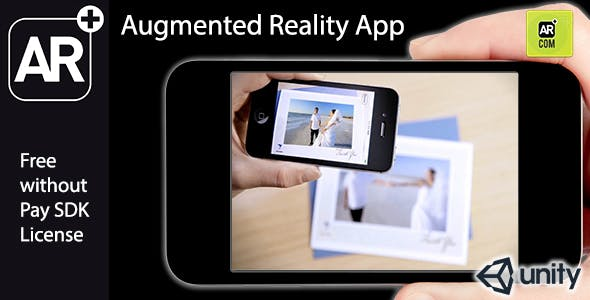 Video AR - Augmented Reality App Android/iOS with Unity