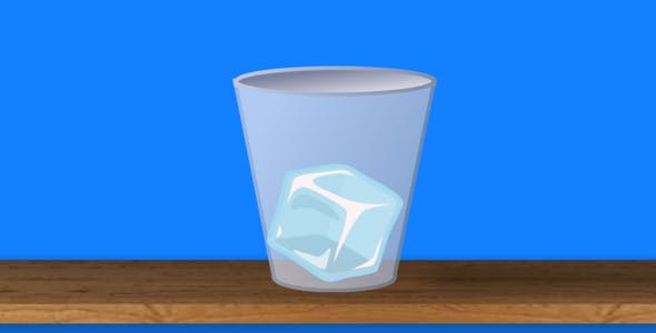 Unity3D complete project - Ice Cube Jump - one tap endless hyper casual game - reach the top