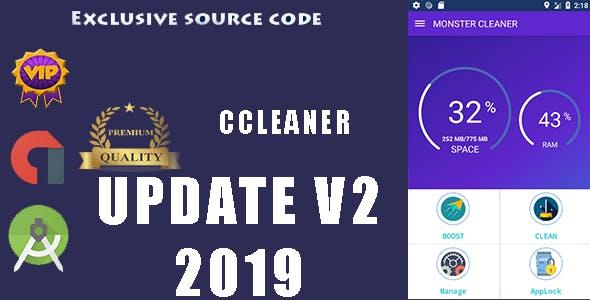 CCleaner Master APPLOCK V2